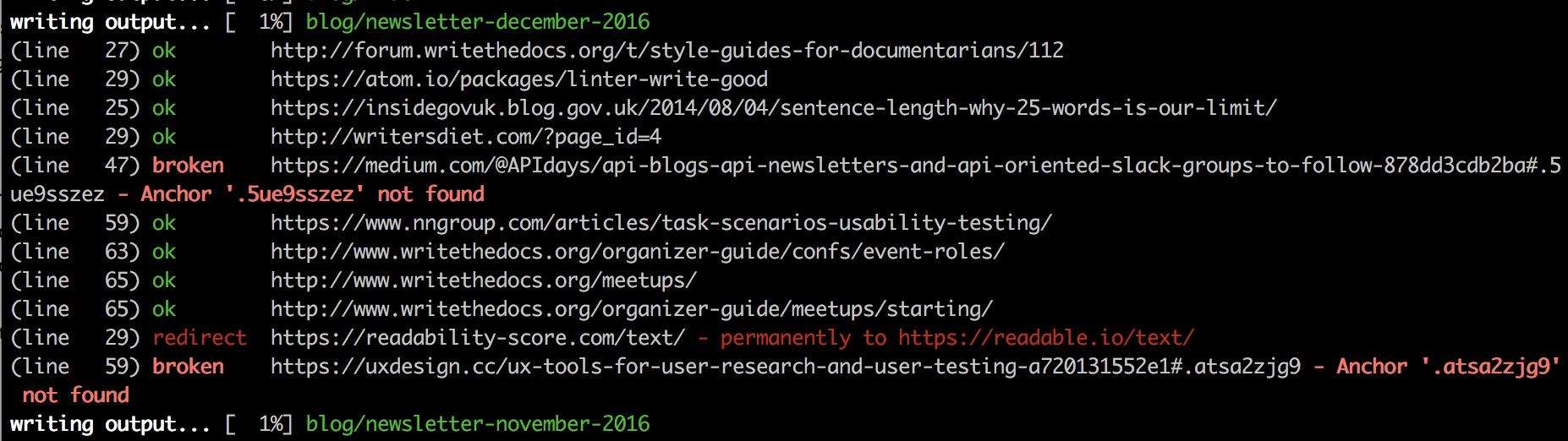 Testing your Documentation — Write the Docs