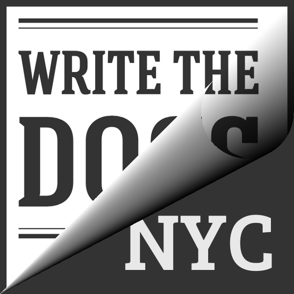 Write the Docs NYC Logo