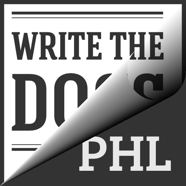 Write the Docs Philly Logo